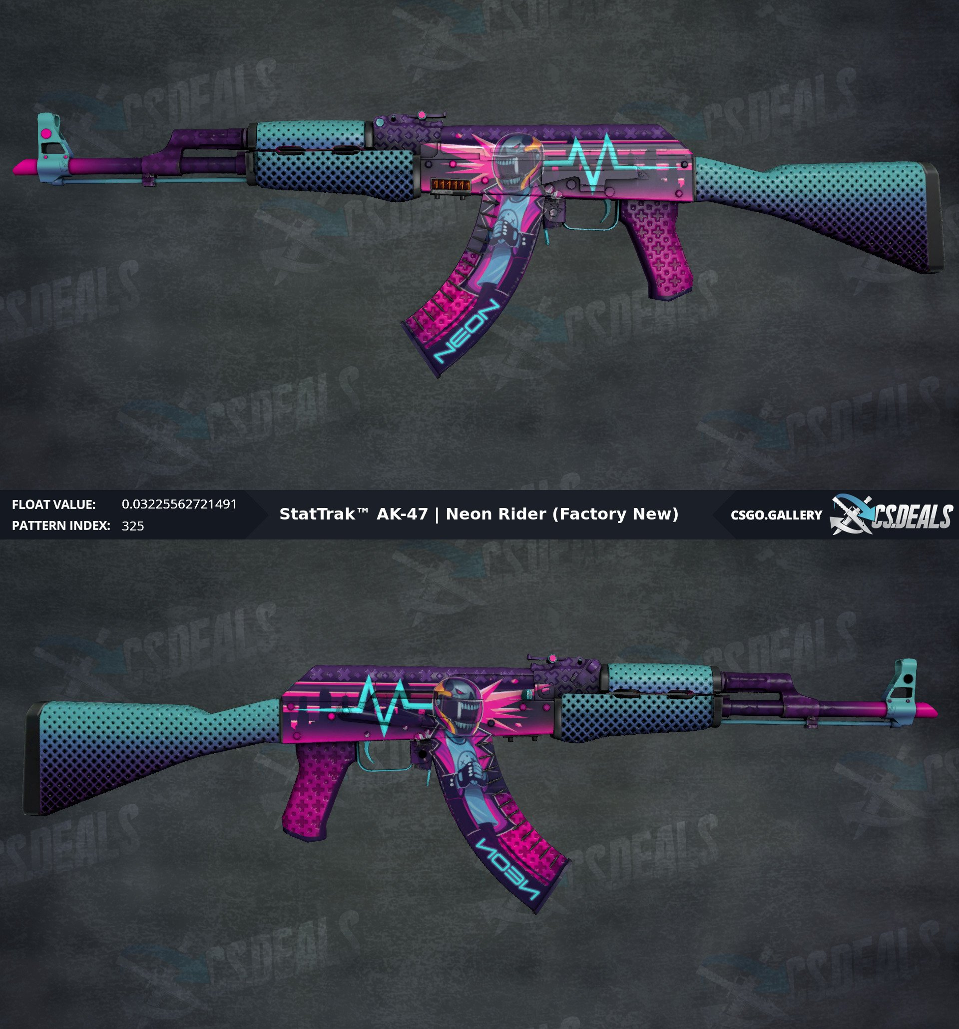 Neo Noir Awp: [Store] Bitskins Store: Low Floats, Special Patterns And